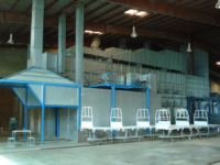 Design and Construction of Paint Shop for Adam Motors Company
