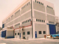 Design and Construction of Plastic Shop Building for Pak Suzuki Motor Co Ltd